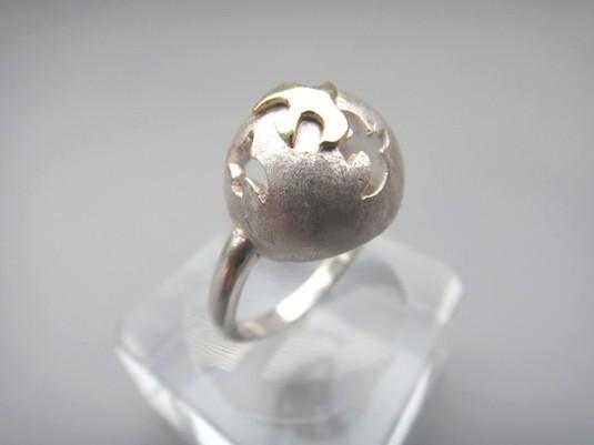 指輪「滅びゆく鳥たち」
