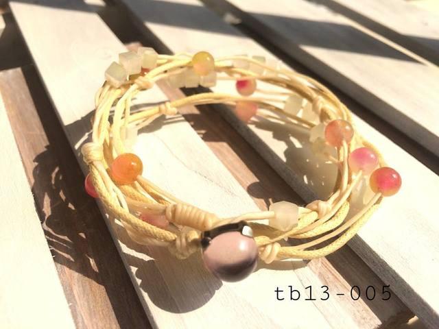 tb13-005\t天然石ブレス?2wayブレス・ネ...