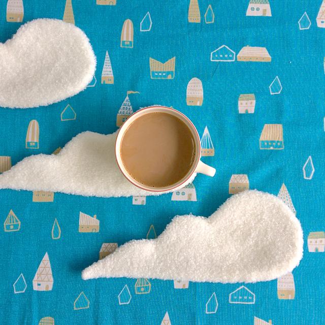 流れる雲のコースター