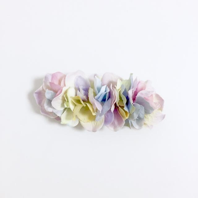 petal barrette 8cm☆
