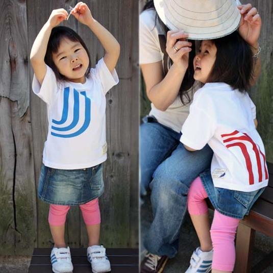 【JIKUU】 キッズ3J-Tシャツ『フランス』