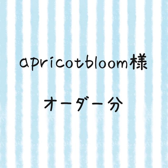 apricotbloom様  オーダー分