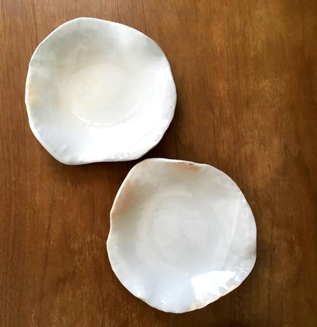 ★ふんわりカレー皿、盛り皿