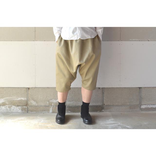 SARROUEL PANTS CHINOS BEIGE 2【S~M】
