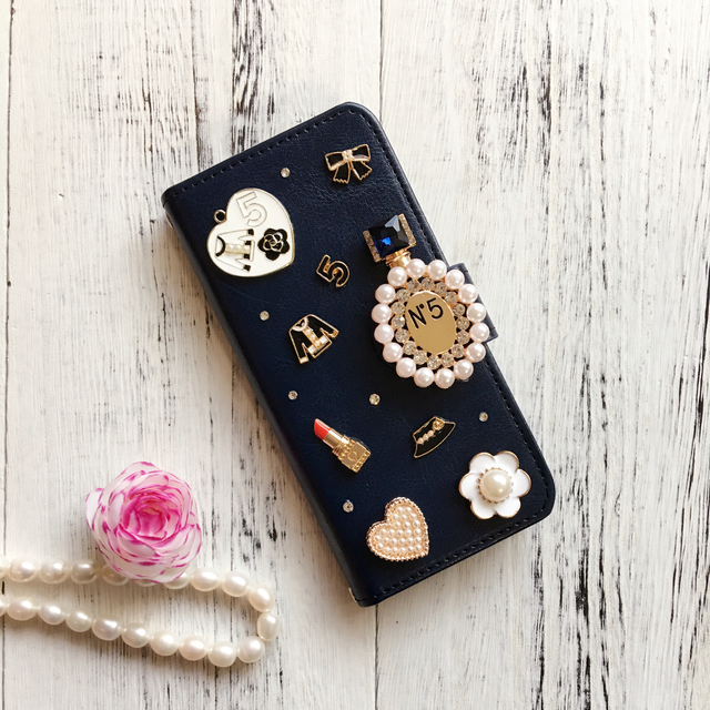 【NO.5高級紺】iphone6s/iphone7/iphone...
