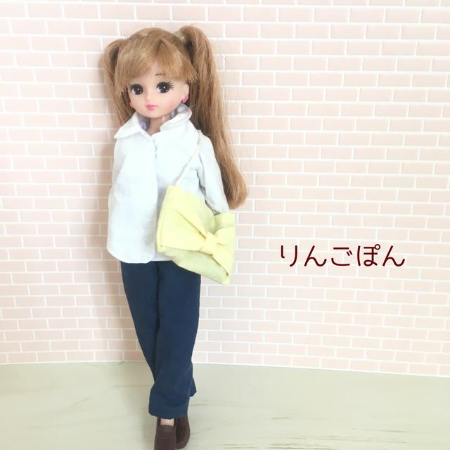 シャツ、パンツ、バッグのセット(リカ...