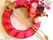 wreath*red