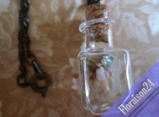 『四角い小瓶の妖精』