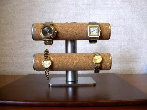 腕時計スタンド 手動式腕時計スタンド...