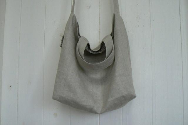 Linenの2Wayバック  オーダー品です。