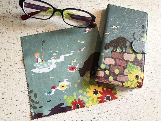 メガネ拭き『雨の日。』