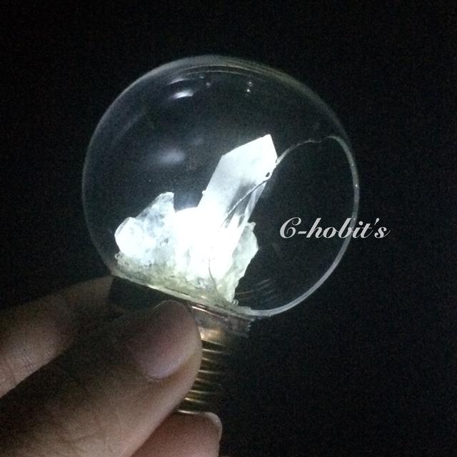 【感謝価格】触れると光る!『夢幻水晶...