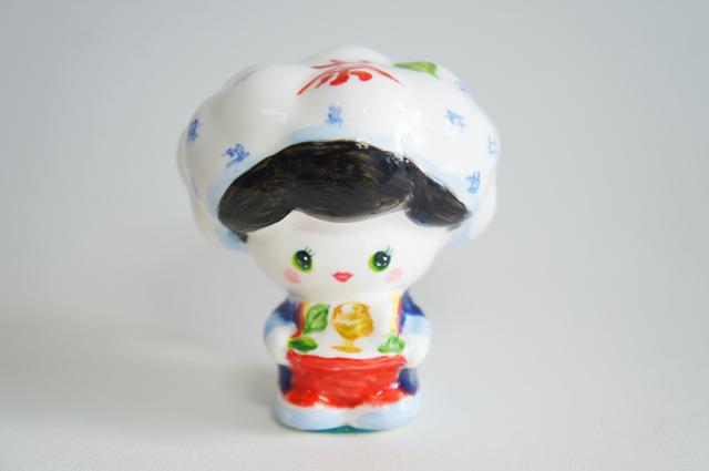 ちゃっきり娘 (お茶チーズ天使)