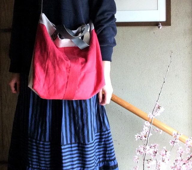 itoiro bag (red)