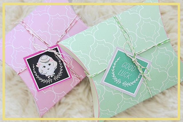 Fairy Mint ちゃん、Tag・Tag&Gift パッケージセット