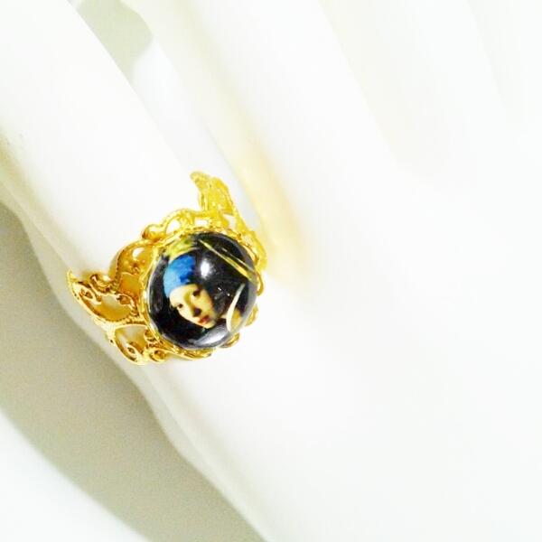 ヨハネス・フェルメール「真珠の耳飾り...