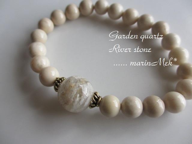 再販【marble♪】リバーストーン(大理...