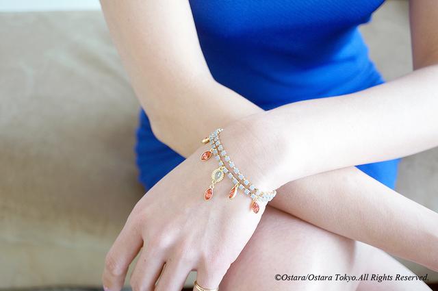 【Procida】Bracelet(Erinite x Padpara...
