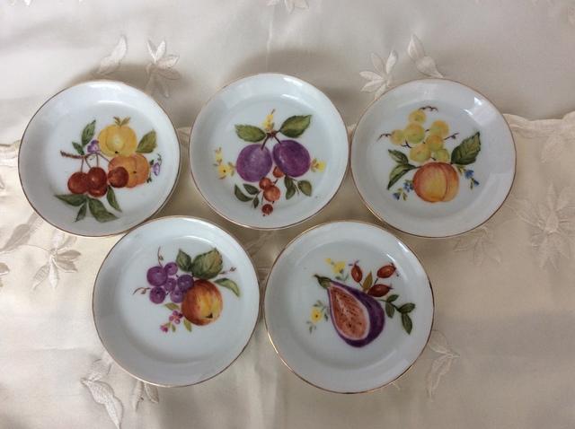果物の小皿