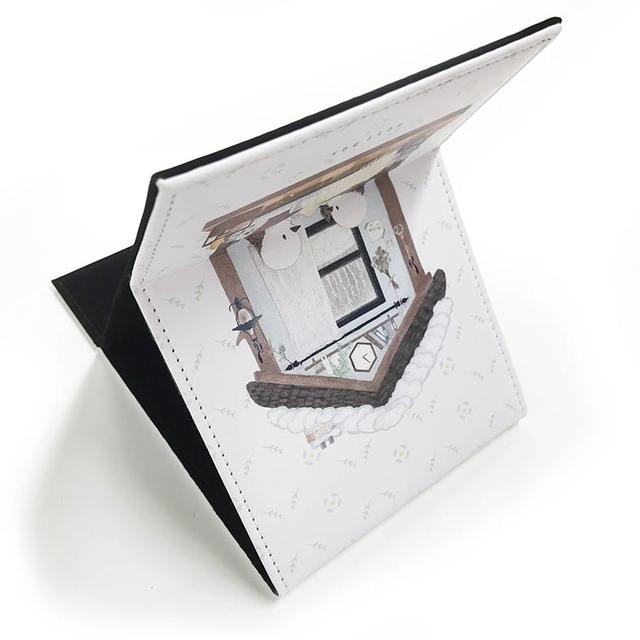 折りたたみミラー シマエナガ nest box