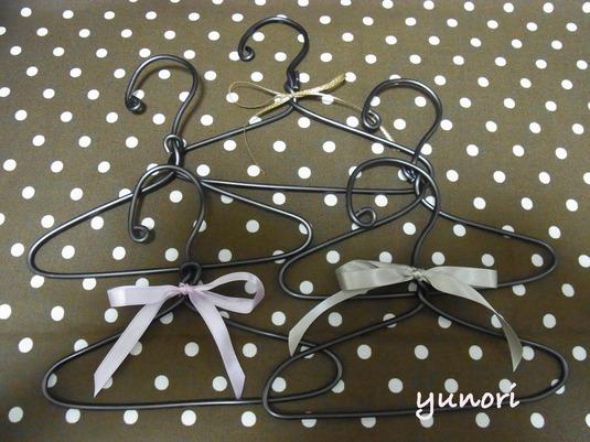 ◆再販◆ワンコ服ハンガー5本セット#1