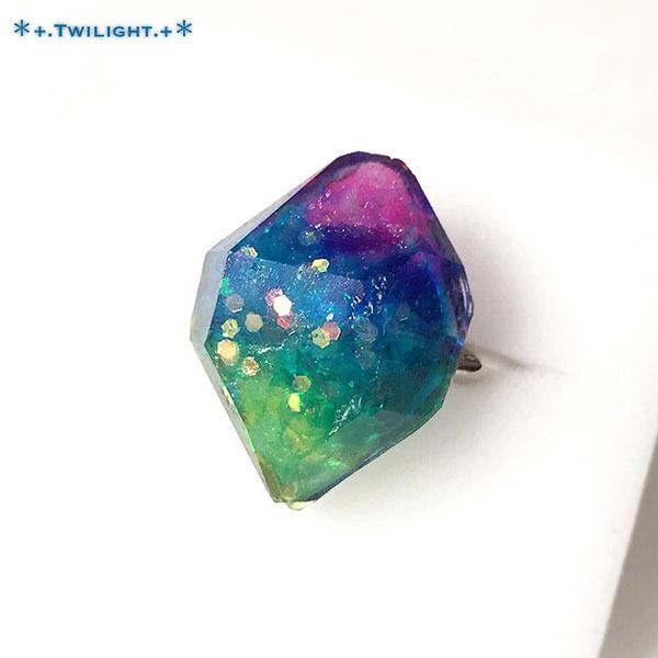 「*+.Space jewelry+*」指輪ver04