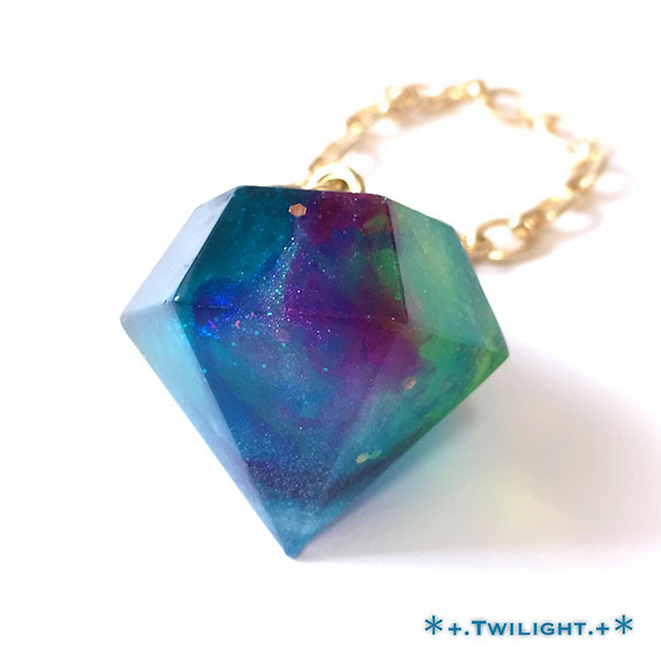 「*+.Space jewelry+*」バッグチャームver02