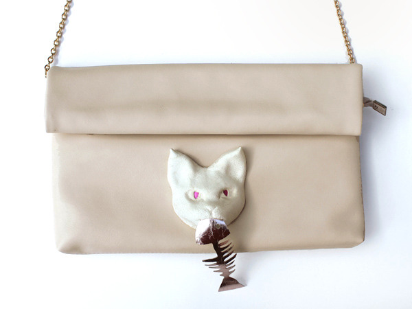 3D bag 2way【cat】