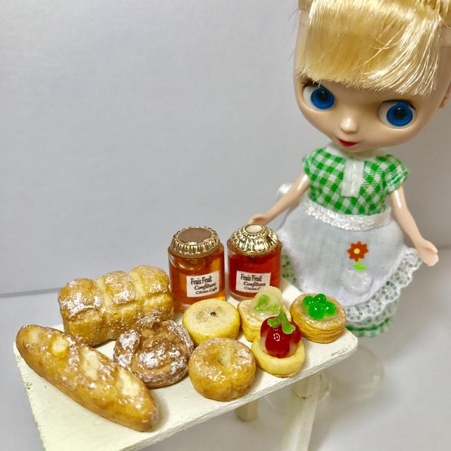送料無料 ミニチュア パンセット ス...