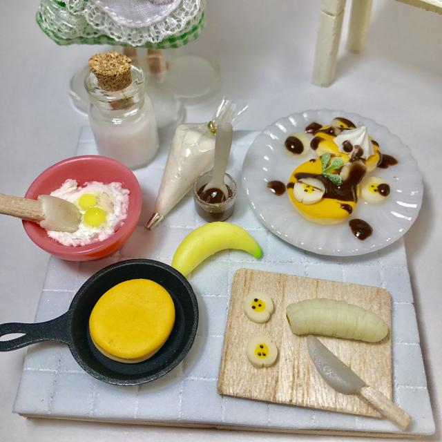 送料無料 ミニチュア パンケーキベイキ...