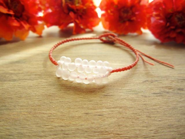 W.Linen Bracelet.~tds~