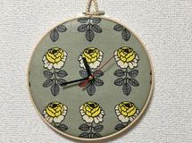 丸型 マリメッコ ヴィヒキルース 掛け時計
