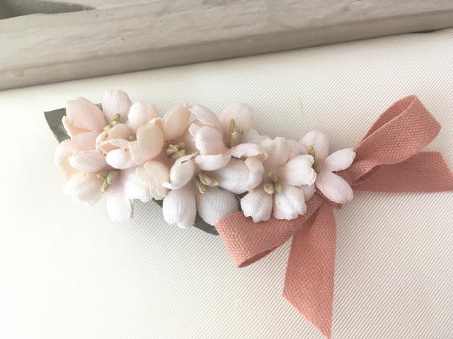 桜ブーケプチバレッタ