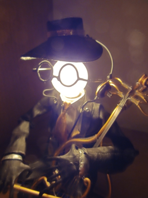 jazz・・・卓上ライト L  cello 06