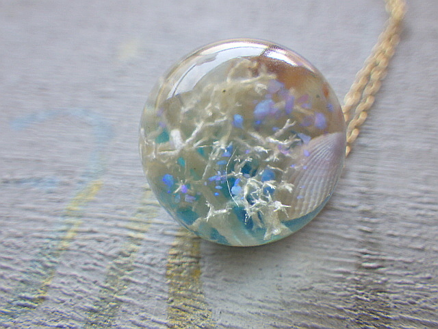 Seascapes Necklace   A