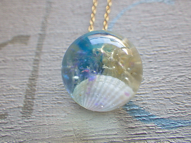 Seascapes Necklace  Z