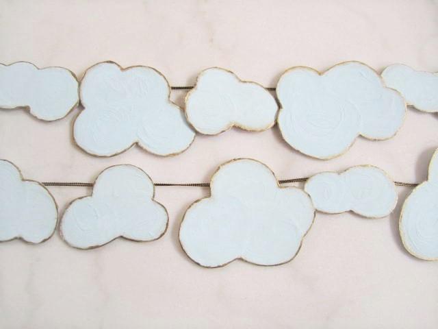 雲のガーランド 2本組