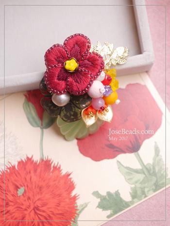 <My red garden>12th anniversary kit, ...