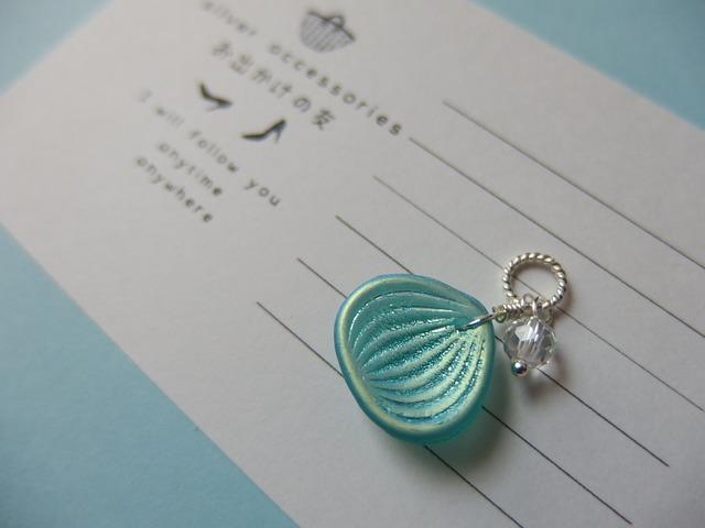 【silver925】深海の玉ねぎペンダントト...