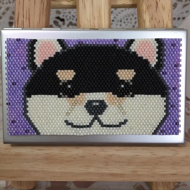 カードケース(柴犬?)
