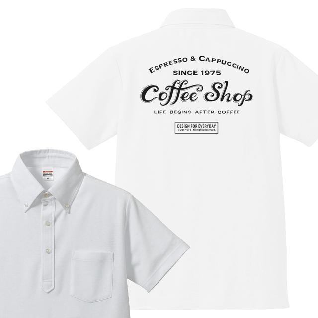 カフェ(COFFEE SHOP)  ポロシャツ(ポ...