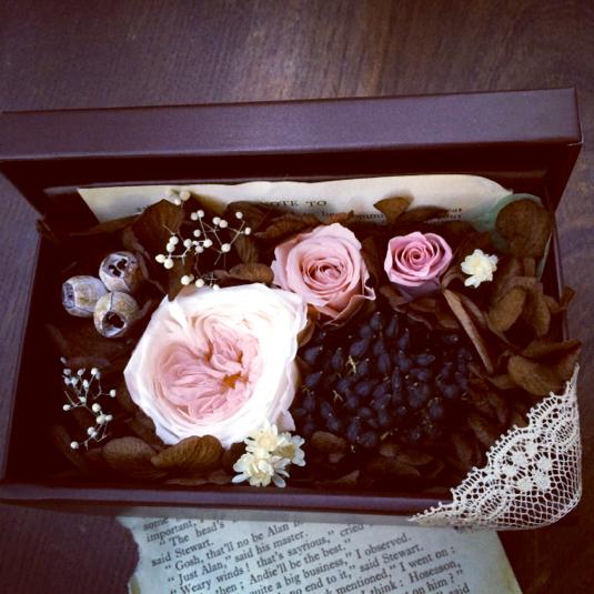 しっくり*Flower Box(BRP)