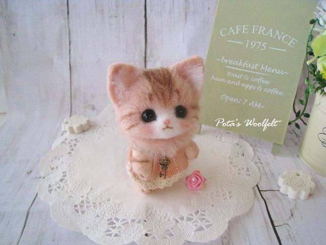 猫 ぬいぐるみ 手作り 型紙