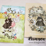 Krimgen's Postcards 2017new
