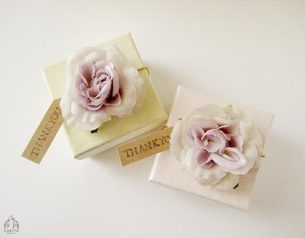 小さなギフトボックス[rose]