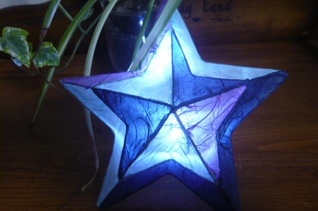 blue star light (送料込)