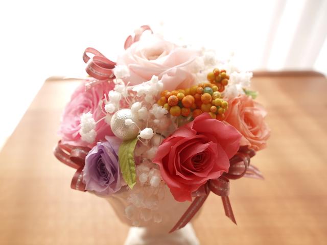 *お花の贈り物*母の日プレゼント*
