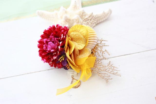 二色の鱗花