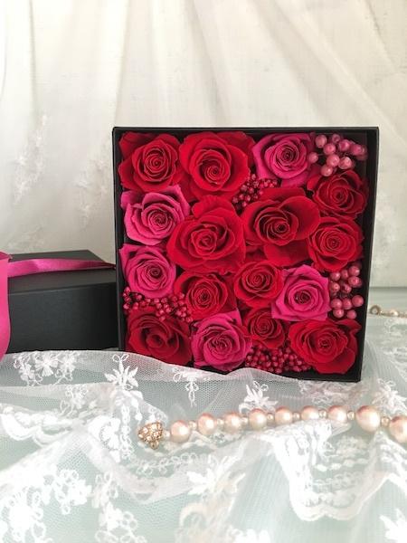 【再販】赤い薔薇の宝石箱