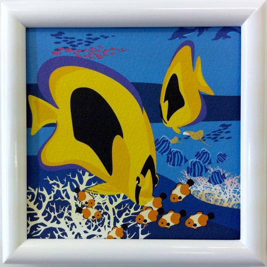海水魚たち